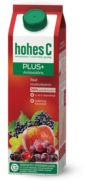 hohes C PLUS+ Antioxidáns