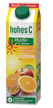 hohes C PLUS D-vitamin