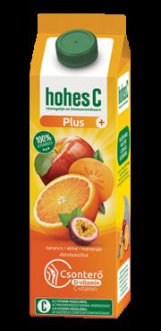 hohes C PLUS+ D-vitamin
